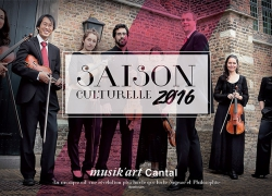 Association Musik'art Saison 2016
